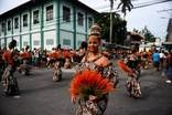 African Caribbean Culture Festival in Limon, Costa Rica