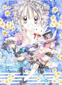 Takuto, Meroko, and Mitsuki    _Full Moon wo Sagashite