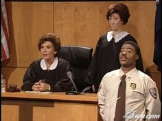 Cheri Oteri as Judge Judy