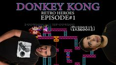 Welcome to our first RETRO gameplay video ! Retro Games, Donkey Kong, Did You Know, Youtube, Youtubers, Youtube Movies