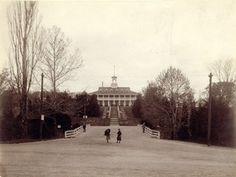 Cottage Restaurant. Forest Park. Circa 1890 to 1900.