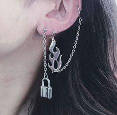 Ear Jewelry, Womens Jewelry Rings, Cute Jewelry, Women Jewelry, Silver Jewelry, Hair Jewellery, Swarovski Jewelry, Silver Cuff, Bling Jewelry