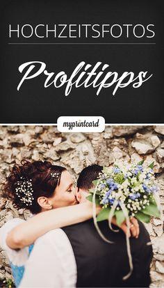 Großartige Hochzeitsfotos sind wichtig für viele Brautpaare.