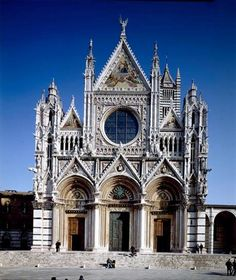 Siena Duomo (Siena Cathedral), Italy