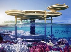 Dubai, disco-hotel submarine. I don't even wanna know what might happen if something goes wrong.