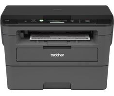 Shop Brother Wireless Black-and-White All-In-One Laser Printer Gray at Best Buy. Find low everyday prices and buy online for delivery or in-store pick-up. Printer Scanner, Laser Printer, Inkjet Printer, Free School Supplies, Computer Gadgets, Be Good To Me, Paper Tray, Monochrome, Wi Fi