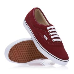 Vans Shoes - Vans LPE Shoes - Tawny Port/True White