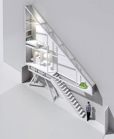 Would you be able to live in a house that was just four feet wide? That's right – four feet wide! Well, Polish architect Jakub Szczesny began designing the Keret House (continued) ... about three years ago when he discovered a tiny space between two buildings in Warsaw.