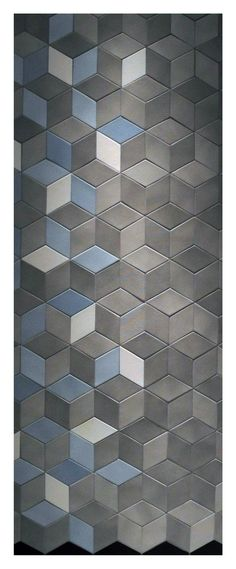 www.forgiarini.net Tex tiles by Raw Edges for Mutina at Salone Internazionale del Bagno 2012