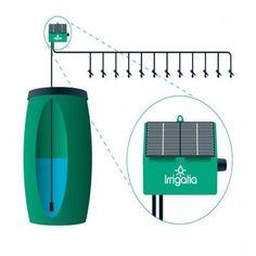 Irrigatia Solar Automatic Watering System New SOL-C12 Model