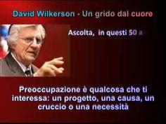 Chiesa Guidonia-David Wilkerson-Dove' Dio nella Chiesa ?
