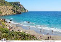 Ibiza mit Kindern - Reisebericht mit Tipps für die Region Santa Eularia: Cala Boix