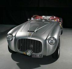 1951 Ferrari 212 #auto #motori #ferrari