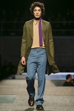 Prada AUTUMN/WINTER 2014-15 MENSWEAR