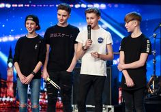 THE four-piece band have missed out on the BGT crown. We take a look at the lives of Chapter 13 so far and the West End show they were in. Bgt Auditions, One Direction Fashion, Tom Fletcher, Britain's Got Talent, School Of Rock, British Boys, Stevie Wonder, Boy Meets, Super Skinny
