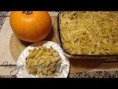 Zapiekanka – Makaron z Dynią i Pieczarkami w Sosie Beszamel Dairy, Cheese, Fit, Shape