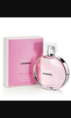 c83b3f379cffc Chanel Chance Eau de Tendre - My absolute favorite scent  ) Perfume Chanel