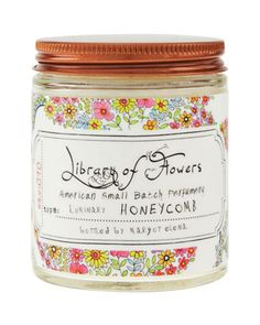Honeycomb Luminary, 5 oz.  by Library of Flowers at Neiman Marcus.