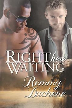 Right Here Waiting - Now at Fireborn Publishing