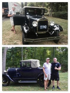 Image result for Marathon Moving Crew Drives a 1929 Model A Ford in Boston, MA