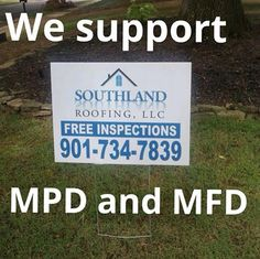 Thanks, Southland Roofing!!!