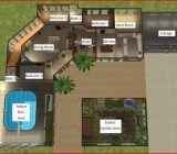 Marvellous Ideas Single Story House Design Pakistan 13 Exterior Facade Modern On Home - Home Deco Plans