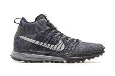 Image of Nike Lunar Fresh Sneakerboot Black/Light Ash Grey-Dark Ash