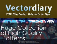 22 Free Seamless Vector Pattern Resources Perfect For Web Design