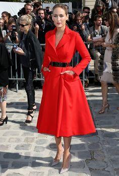 WERQ: Leelee Sobieski in Christian Dior Couture | Tom & Lorenzo