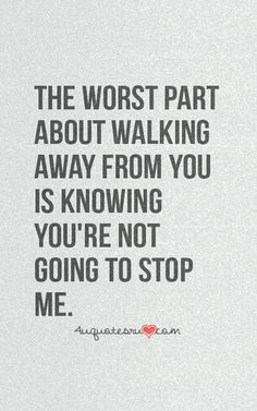 I'll just keep walking.I guess. Cute Quotes For Life, Sad Love Quotes, Great Quotes, Quotes To Live By, Inspiring Quotes Tumblr, Inspirational Quotes, The Words, Just Keep Walking, Good Quotes For Instagram