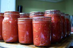 So many jars by My Homespun Home, via Flickr