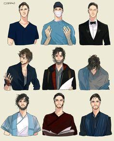I love some fan art 🙂 Sherlock investigating Dr Strange Heros Comics, Marvel Dc Comics, Marvel Heroes, Marvel Avengers, Loki, Thor, Hulk, Marvel Characters, Marvel Movies