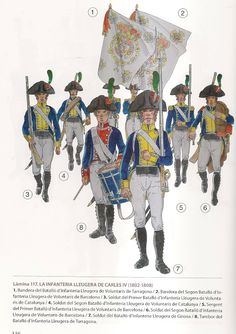 Empire, Parade Rest, 1 Maccabees, Army Uniform, Spain And Portugal, Napoleonic Wars, Spanish Colonial, Military, Painting