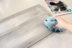 vieillir un bois neuf : Voici la méthode la plus efficace pour vieillir des meubles en bois, peints dans la couleur de votre choix.