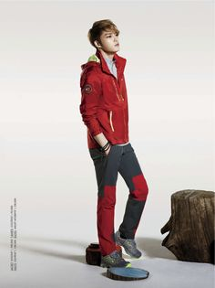 Jaejoong | 2014 M-Limited Spring/Summer Collection