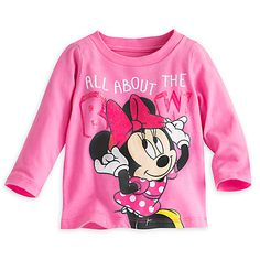 Minnie Mouse Long Sleeve Tee for Baby