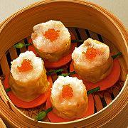 Shao mai ohhh hong kong food  i can't wait!!