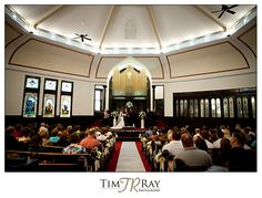 John & Kim - The Gatherings, #MarionCounty #WV A beautiful, elegant church with stained glass and awe-inspiring interior. Complete with catering!