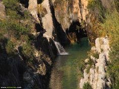www.mirecreo.com  Paraje del rio Sellent, Bolbaite, Valencia #bolbaite #turismo #valencia #cascadas #waterfalls #tourism #spain #viajes #travels #mirecreo