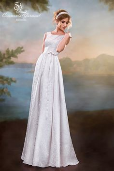 Wedding dress Blanca from Svetlana Lyalina