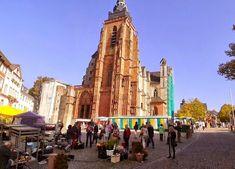 De Dom van Wetzlar waar Goethe Charlotte Buff ontmoette