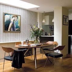 Dining room | Open-plan Victorian terrace