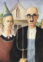 Image detail for -American Gothic