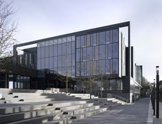 Gallery of John Henry Brookes and Abercrombie Building / Design Engine - 1
