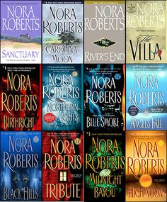 Nora Roberts Stand Alone Novels - READ ALL OF NORA ROBERTS BOOKS. DOESN'T MATTER WHICH ONES, THEY ARE ALL GREAT.
