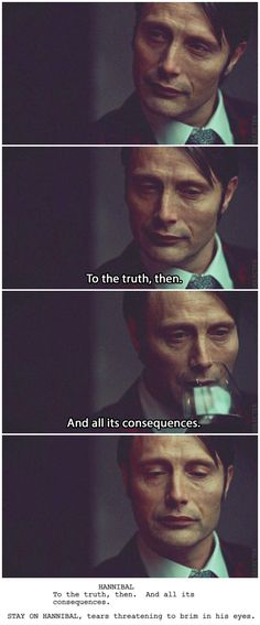edit season Source: Dammit Y U make me cry 4 teh sad cannibal, Bryan Fuller? Dr Hannibal Lecter, Hannibal Tv Series, Nbc Hannibal, Hannibal Season 4, Hannibal Quotes, Bryan Fuller, Sir Anthony Hopkins, Looks Black, Hugh Dancy