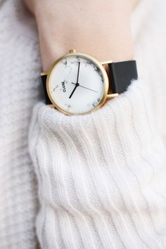 """Taylr for Cluse Watches   Style Blogger   Taylr Anne Instagram '@ taylranne""""   www.taylranne.com"""