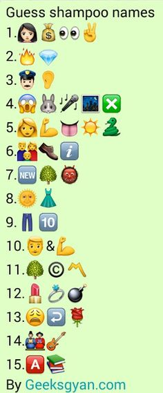 {Latest} Top 10 Whatsapp Puzzles Quiz with answers 2020 Emoji Quiz, Emoji Games, Ladies Kitty Party Games, Kitty Games, Mind Games Puzzles, Puzzle Games, Maths Puzzles, Emoji Puzzle, Guess The Emoji