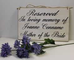 Items similar to Wedding Sign In Loving Memory of Personalized Remembrance loved ones passed Reserved Rustic country Memorial table pictures Country Rustic on Etsy Wedding Reception Entrance, Reception Signs, Wedding Bands For Him, Wedding Songs, Country Barn Weddings, Rustic Weddings, Rustic Wedding Signs, Creative Wedding Ideas, Wedding Memorial