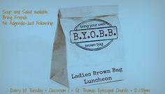 Ladies Brown Bag Luncheon